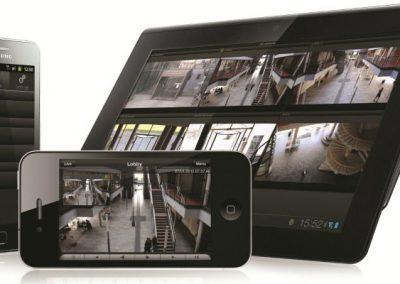 APP su smartphone e tablet