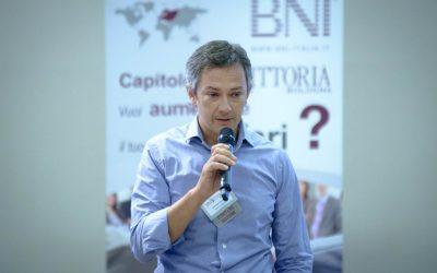Stefano Spagnesi Vice Presidente di Bni Vittoria – Bologna