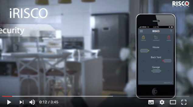 Smarthome Risco, il video