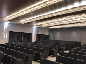 Auditorium Cefla - OBS Italia - Sala auditorium