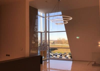 Auditorium Cefla - OBS Italia - Foyer