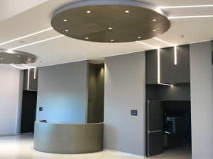 Auditorium Cefla - OBS Italia - Ingresso