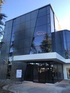 Auditorium Cefla - OBS Italia - Esterno