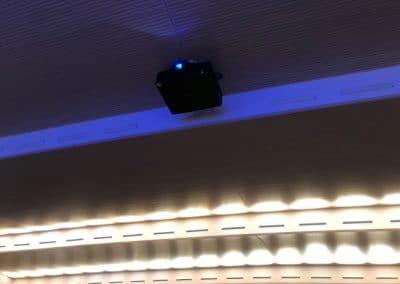 Auditorium Cefla - OBS Italia - diffusori Audio