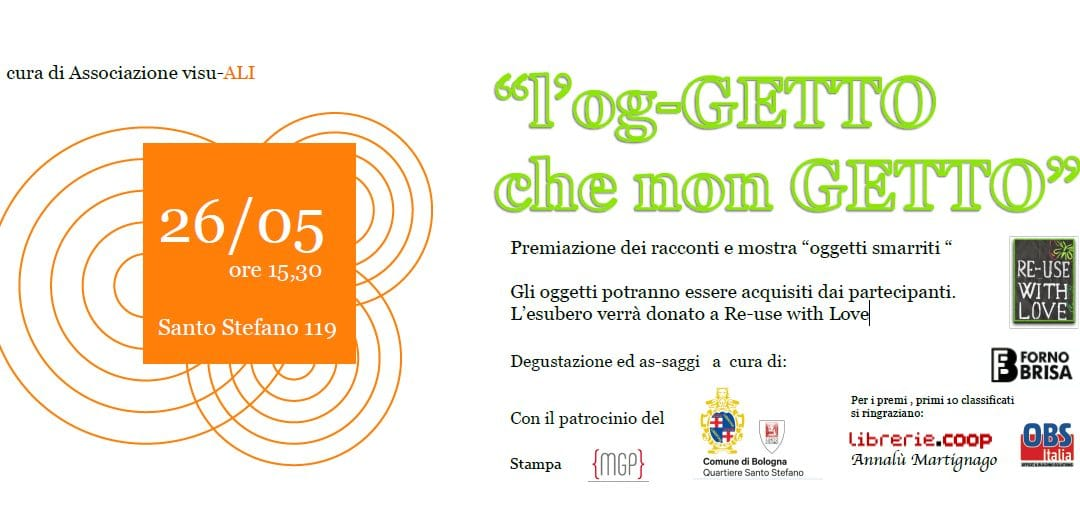 L'og-GETTO che non GETTO, evento finale