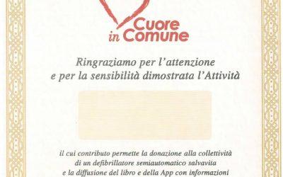 OBS Italia collabora al progetto Cuore in Comune