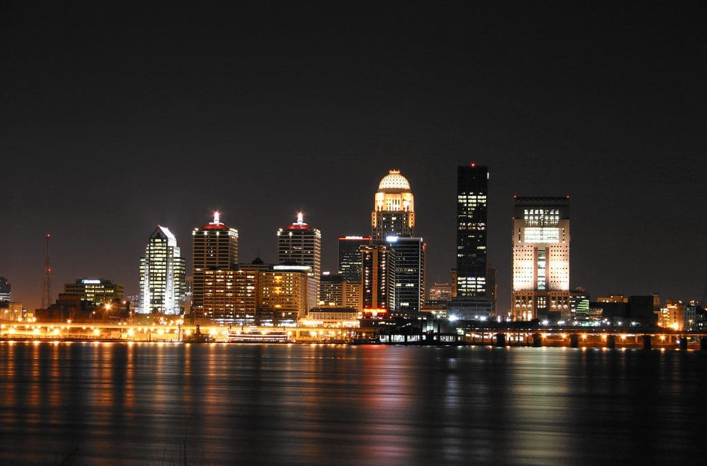 Smart cities, le applet di Louisville