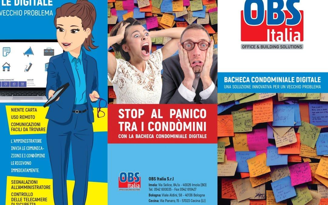 OBS Italia propone la bacheca condominiale elettronica