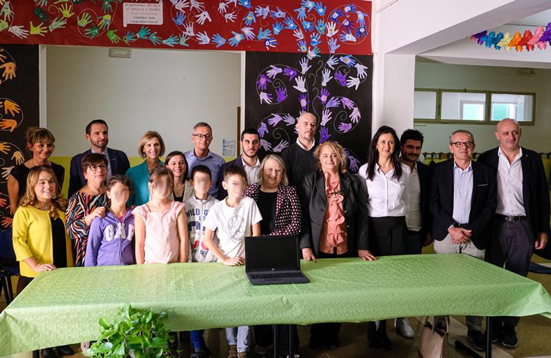 Anche OBS Italia sostiene l'Istituto comprensivo di Imola