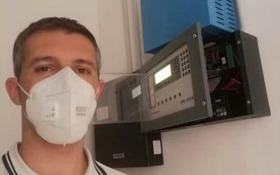 OBS Italia ottiene la certificazione per i sistemi di allarme Ajax