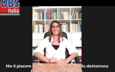 OBS Incontra – Dott.ssa Giovanna Angelica Arnofi