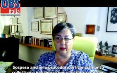 OBS Incontra – Lorella Farina