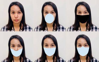 Mascherine e riconoscimento facciale