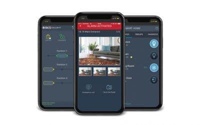 ProSYS Plus di Risco, sempre più integrazione tra sensori di allarme, telecamere e soluzioni smart home